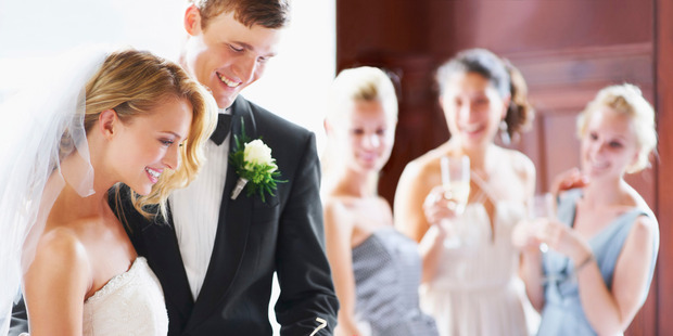 Are couples becoming too fixated on wedding gifts? Or are some presents just plain stingy? Photo / Getty