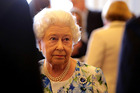 The Queen did not respond to Cameron's comment. Photo: Getty Images