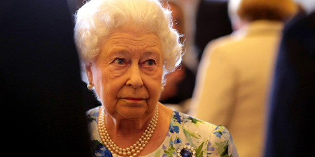 Loading The Queen did not respond to Cameron's comment. Photo: Getty Images
