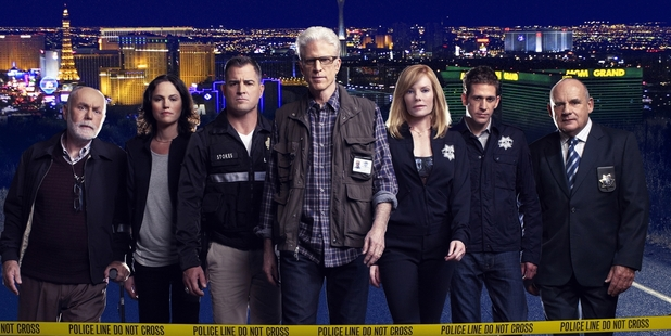 The series featured some top names over the years including Ted Danson (middle). Photo / Supplied