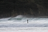 ROUGH: Shipwreck Bay in the Far North is likely to see big swells this weekend. PHOTO/FRANCIS MELLEY