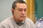 Michael Te Arawaka Te Huia is due to be sentenced tomorrow in the High Court at Auckland. Photo / Greg Bowker
