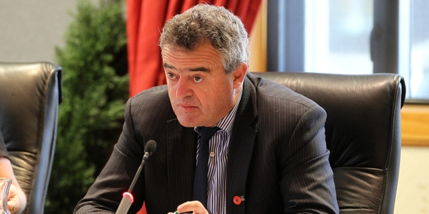 Hawke's Bay Regional Council chairman Fenton Wilson described the council's code of conduct as 'weak'.