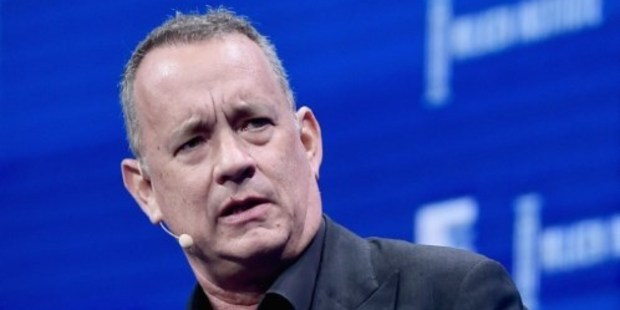 Actor Tom Hanks says he's an 'idiot' for eating unhealthy food when he was younger. Photo / AFP