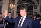 Donald Trump is seen in New York in 1991. Photo / AP