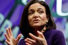 Facebook Chief Operating Officer Sheryl Sandberg. Photo / AP