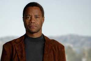 Cuba Gooding Jr. (above) as O.J. Simpson in American Crime Story: The People V.  OJ Simpson.