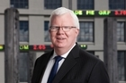 Tim Benett CEO of the NZX talks about the New Zealand economy with NZ Herald's Jamie Gray