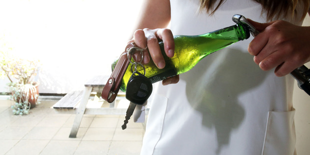 The Northland Age has been invited to shame drink drivers. Photo / File