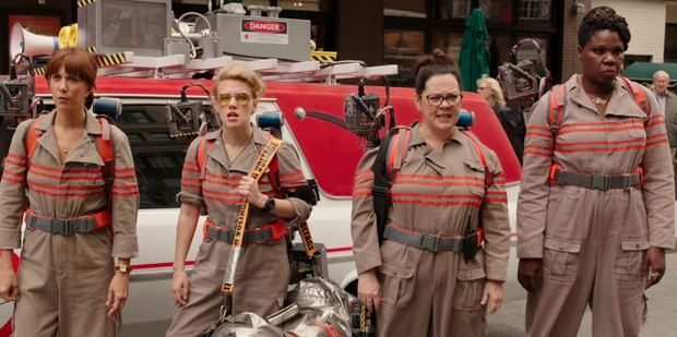 Loading The female Ghostbusters remake is proving disagreements.