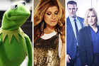 TV shows The Muppets, Nashville, and CSI: Cyber have all been cancelled.