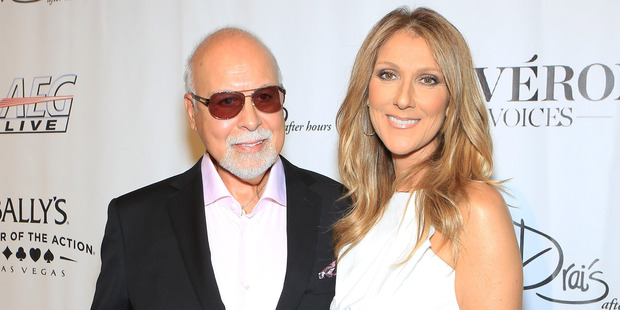 Celine Dion Recalls Her Final Moments with Rene-Angelil Before His Death