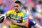 Jarryd Hayne could be the next Jonah Lomu, according to Craig Wing. Photo / Getty Images
