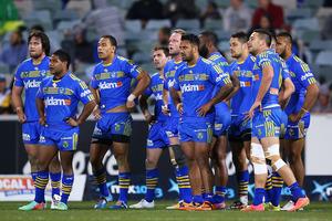 Parramatta Eels. Photo / Getty Images