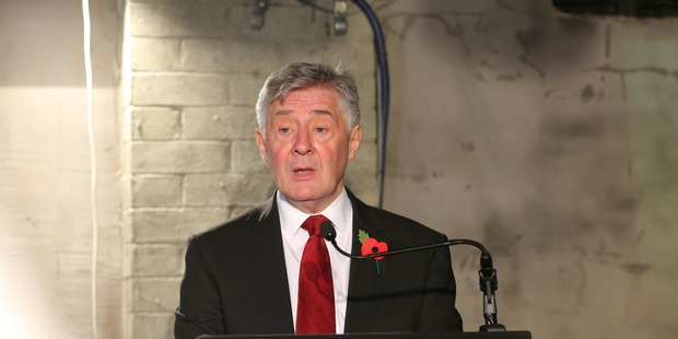 Manchester Police and Crime Commissioner Tony Lloyd says that United needs to issue a 'grovelling apology'. Photo / Getty
