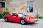 1973 Ferrari Dino 246 GT. Photo / Getty