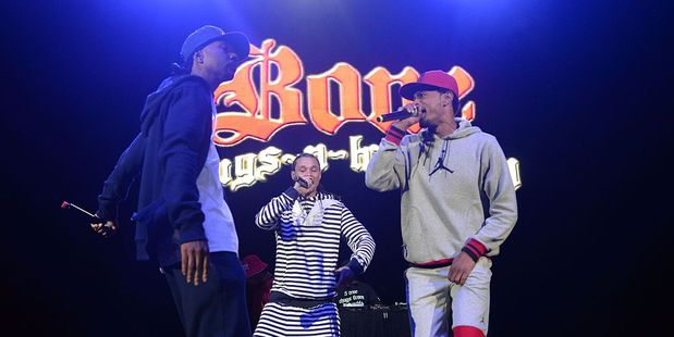 Bone Thugs-N-Harmony. File photo / Getty Images