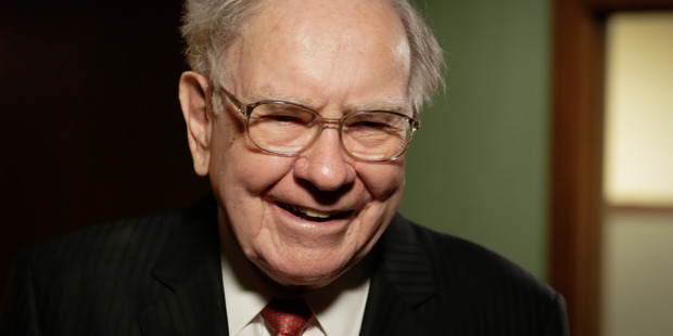 Warren Buffett. Photo / Getty Images