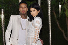 Tyga and Kylie Jenner during happier times. Photo / Getty Images.