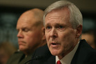 US Secretary of the Navy Ray Mabus is currently in New Zealand. Photo / Getty