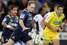 Matt Faddes was one of the best Super Rugby players of the weekend. Photo / Getty Images