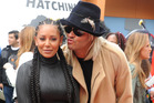 Singer Mel B had a relationship with another woman before getting with her husband Stephen Belafonte. Photo / Getty Images