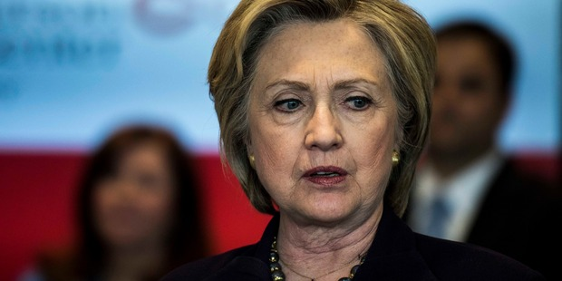 Loading Hillary Clinton's past has come under attack from Republicans. Photo / Getty Images