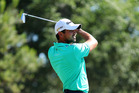 World number one Jason Day in action during the Players Championship in Florida. Photo / Getty Images