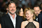 Actor Russell Crowe and actress advice is do it yourself. Photo / Getty Images