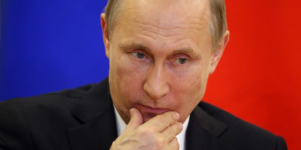 Russian President Vladimir Putin. Photo / Getty Images