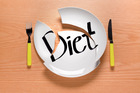 One of the biggest stumbling blocks is quite simply dieting. Photo / Getty