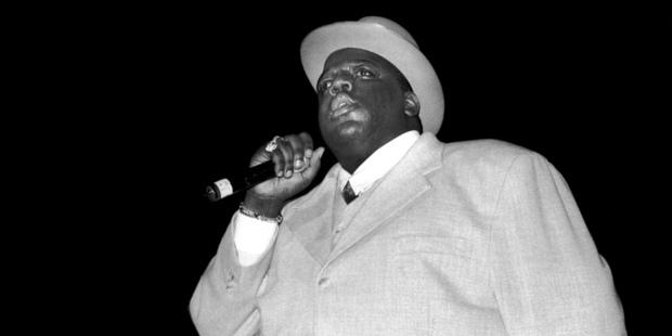 Notorious B.I.G. Photo / David Corio/Redferns via Getty Images