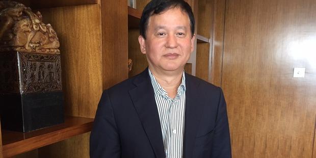 Fu Wah International president Chiu Yung.