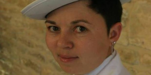 Anna Kaminski had been getting her hair cut at barbershops for years. Photo / Facebook, Anna Kaminski