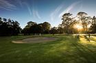 Hastings Golf Club, Hastings. Photo / Bruce Jenkins