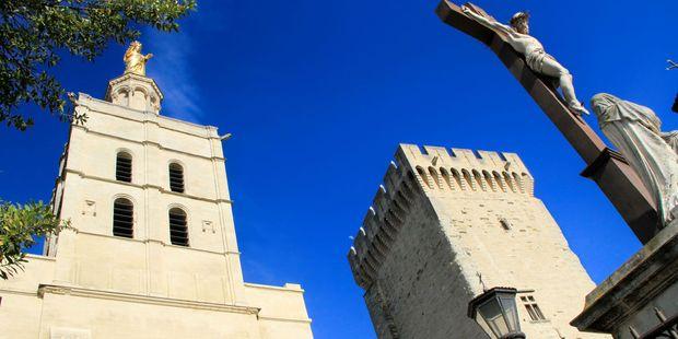 Palace of the Popes, Avignon. Photo / 123RF