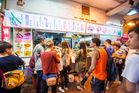 Street foods in Hong Kong. Hong Kong is one of the most vibrant food capitals in the world. Photo / 123RF