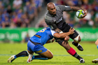 Nemani Nadolo has one game of his three-match suspension remaining and will be back to play the Blues. Photo / Photosport