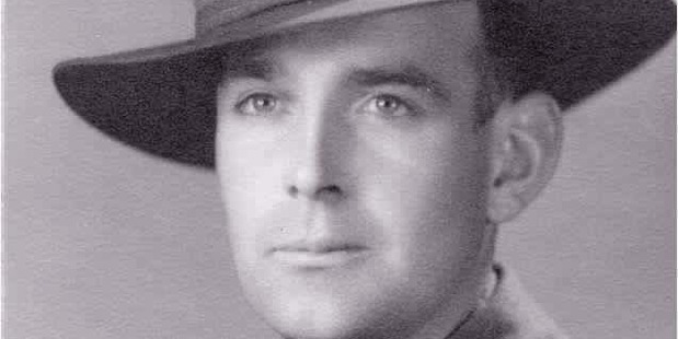 Loading Howard John Holmes who fought at Crete. Photo / Supplied