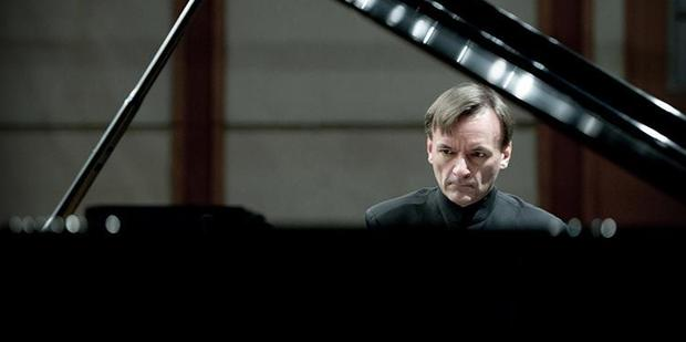 Stephen Hough says there are emotions in Brahms that you don't find in any other music. Photo / Sim Canetty-Clarke