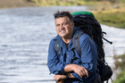 Pio Terei at Karekare Beach. Photo / Michael Craig