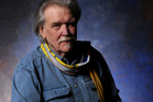 The late Guy Clark pictured in 2014.