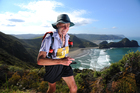 Malcolm Fisher took up off-road running and multisport in his 60s. Photo / Allan Ure, Photos4sale