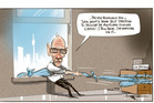 What is Len Brown's best strategy for easing the Auckland housing crisis? Illustration / Rod Emmerson
