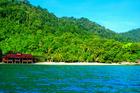 Monkey Bay, Tioman Island.
