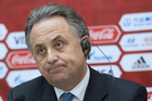 Russia's Sport Minister Vitaly Mutko has apologised that his federation's cheating athletes were not caught sooner. Photo / AP