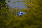 Visitors to Wolfsburg can take a guided tour of the Volkswagen factory. Photo / AP