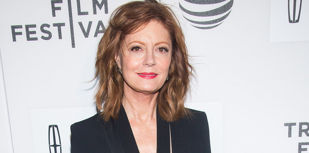 Susan Sarandon beliebves that women have a better eye for exploring the meaning of sex on screen. Photo / AP