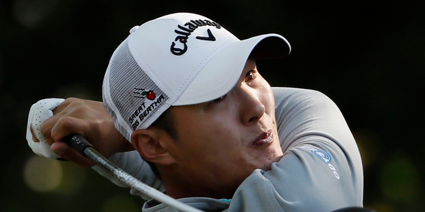 Danny Lee. Photo / AP.