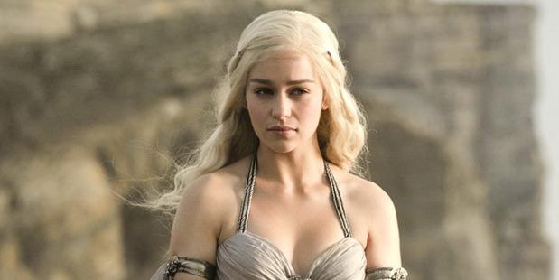 Daenerys Targaryen, mother of dragons, breaker of rules. Photo / Supplied